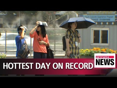 First Day Of August Brings Hottest Weather On Record