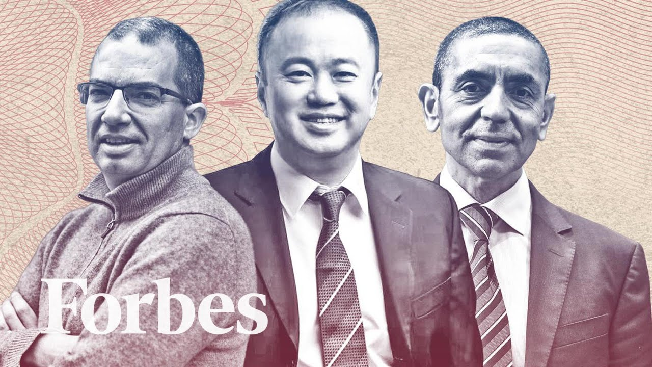 Download Meet The New Billionaires Who Got Rich Fighting COVID | Forbes