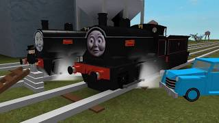 Thomas and Friends Roblox Remastered : DONALD AND DOUGLAS