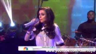 cher lloyd oath new single the today show 1052012 hqhd