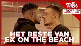 De 5 BESTE MOMENTEN van EX ON THE BEACH | MTV FIRST BEST OF