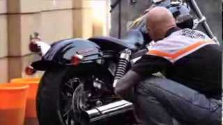 AMPS.co.nz -  Harley-Davidson Surface Care Pt 1 of 6 - Washing and Drying