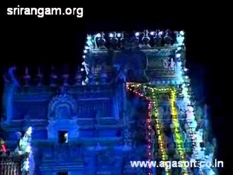 Vaikunta Ekadesi Srirangam Sorgavasal 2012