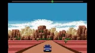 Top Gear Pocket (GBC) - Race 2: Desert