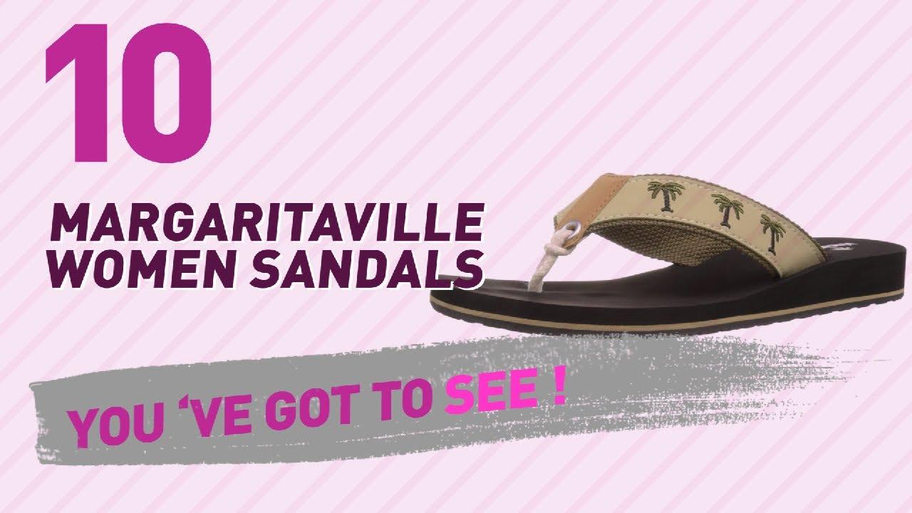 04be89ad5858 Margaritaville Women Sandals    New   Popular 2017 - YouTube