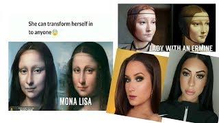 Makeup tutorial Transformations 2018  New Makeup #79 Compilation