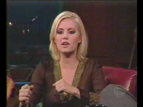 Elisha Cuthbert - [Nov-2002] - interview (part 1)