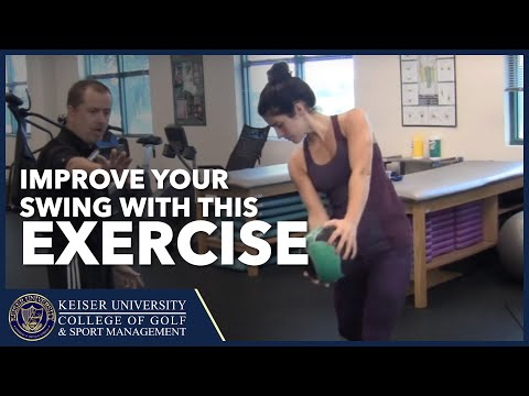 Golf Swing Exercise