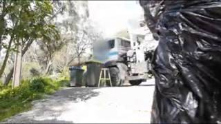 Garbage man prank gone seriously wrong