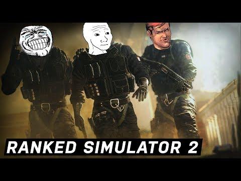 Gregor\'s Ranked Simulator 2