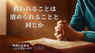 聖書に関する映画「神様の名前は変わった?!」抜粋シーン(4)なぜ再臨された主は「全能神」の名をとられたのでしょう?