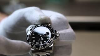 Rolex GMT Master 2 , le temps d'une montre
