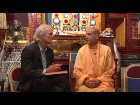 Interview with Radhanath Swami