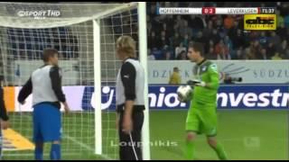 "Alemania: Bayer Leverkusen ganó con un gol ""fantasma"" al Hoffenheim"