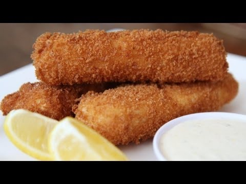 Doctor Who Fish Fingers And TARDIS Sauce - Geek Week Special Recipe