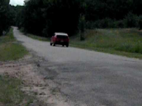 Benzie County Gravity Hill