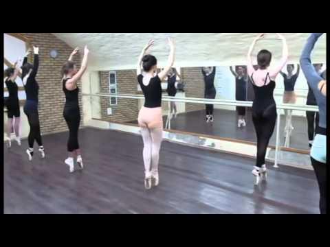Уроки балета(видео урок онлайн) - Видео Училка