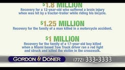 Car Accident Lawyer | Fellsmere FL | Gordon & Doner