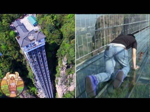 10 CONSTRUCTIONS HUMAINES INCROYABLES à VISITER dans une VIE  | Lama Faché