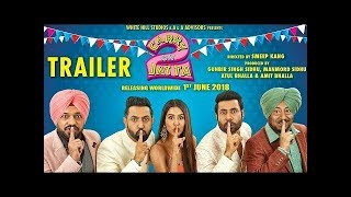 Carry On Jatta 2 Full Movie   Official Trailer   Gippy greval   Latest Punjabi Movies 2018