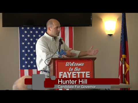 Fayette County GOP - Hunter Hill