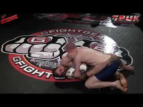 GPUK - Night of the Gladiators 25 - Matt Bonner Vs Danny Nash
