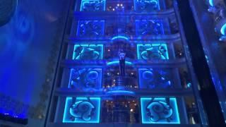 Serenade Of The Seas Aquatronica Aerialists Cirque HD 1080p