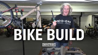 James May builds a bicycle | Part 1