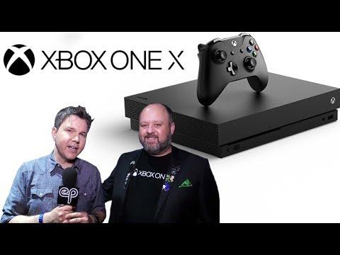 Аарон Гринберг объяснил, почему Xbox One X лучше, чем Playstation 4 Pro