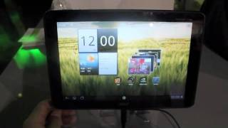 Hands on with the Acer Iconia Tab A510