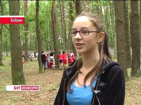 2013-07-09  г. Брест Телекомпания  Буг-ТВ. Отдых детей в ДОЛ «Салют».