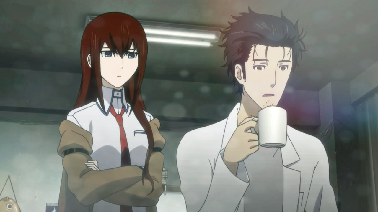 Analysis Of The Time Travel In Steins Gate