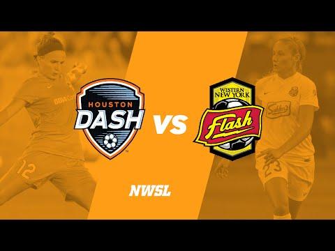 Houston Dash vs. Western New York Flash