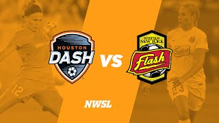 Houston Dash vs Western New York Flash full match