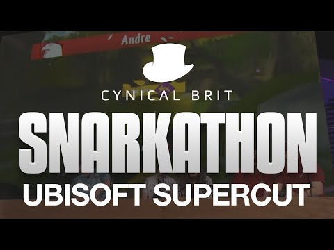 TBs E3 Snarkathon 2016 - Ubisoft Supercut [Strong language]