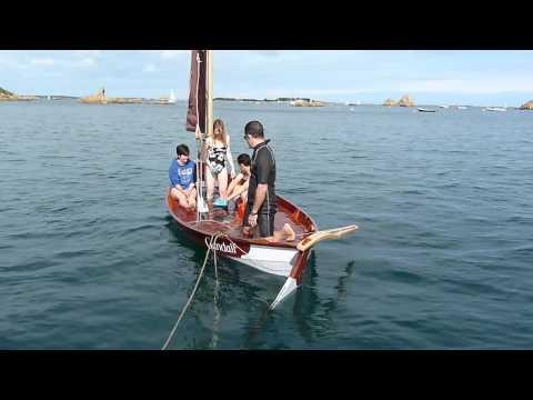 Test flottabilité Grand Skerry