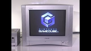 Playing Gamecube in tнe 2000's