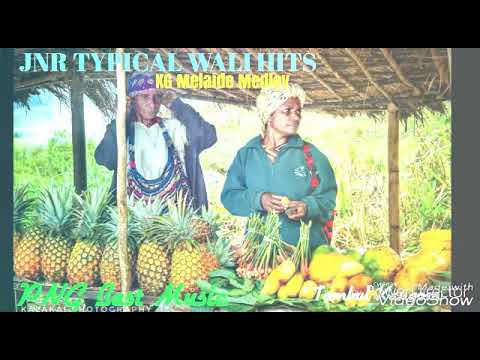 Jnr Typical Wali Hits - KG Melaide Medley -(2017 PNG Oldest Music)