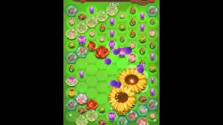 Blossom Blast Saga Level 326 No Boosters