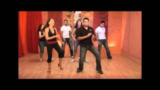 Reggaeton Lesson 1 from Dance Alive TV Show