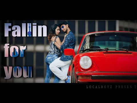 Fallin For You |Cute Love Story | Shrey Singhal | Hindi Song 2019