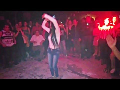 Patrick Miller CDMX 23-Feb-2018, Super noche con las bellezas bailando Hi Nrg & Italo Disco.