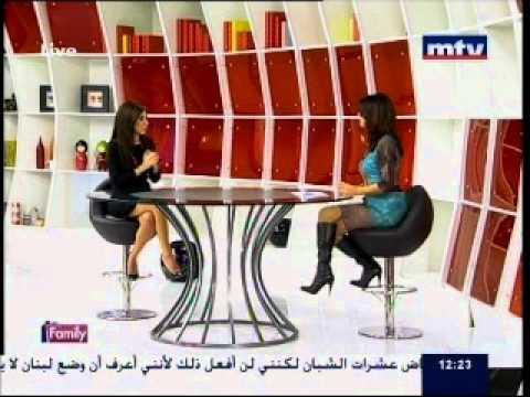 Dr Zeina Nehme, MTV interview, acne, dermatitis