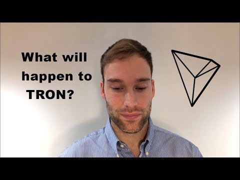 IS TRON A SCAM?