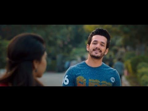 Evevo Kalalu Kanna Full Song // Hello Movie// Akhil Akkineni// Vikram