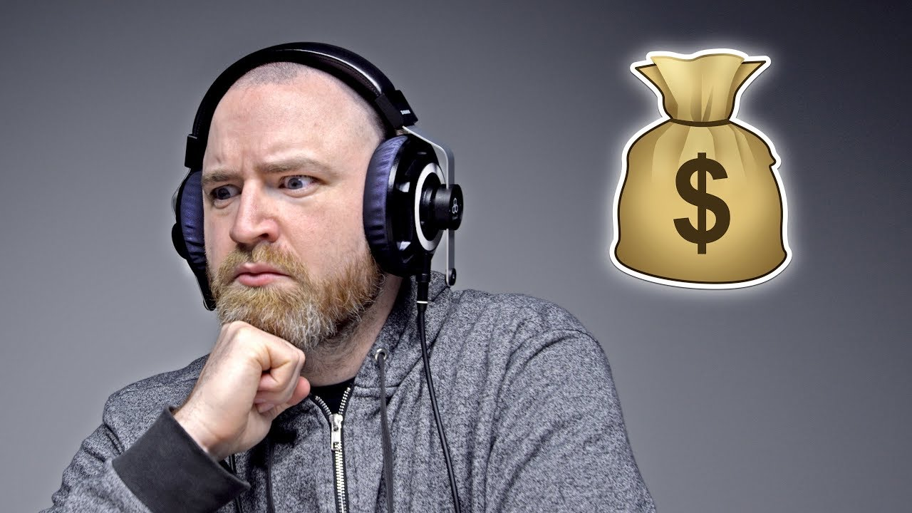 9b183de8af9 These $3799 Headphones Broke My Brain... - YouTube