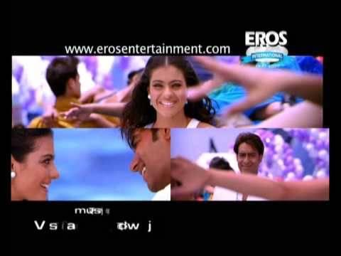Dil Dhakda (Full Song Trailer)   U Me Aur Hum   Ajay Devgn & Kajol