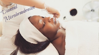 Diamond Microdermabrasion Tutorial