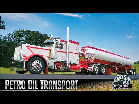Petro Oil Transport - Rolling CB Interview™