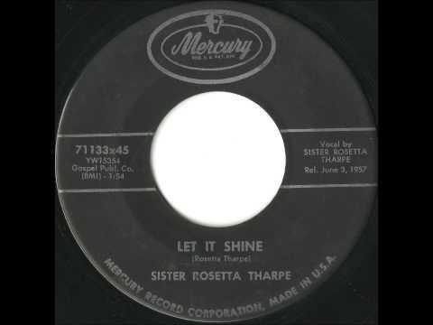 Sister Rosetta Tharpe - This Little Light of Mine - Rock and Roll / Gospel Crossover